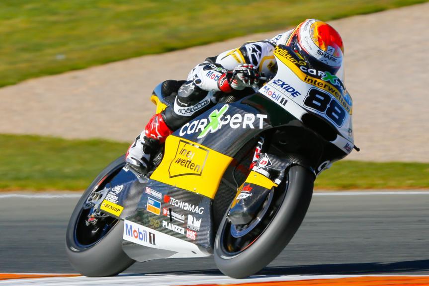 Ricky Cardus, Carxpert Interwetten, Gran Premio Motul de la Comunitat Valenciana