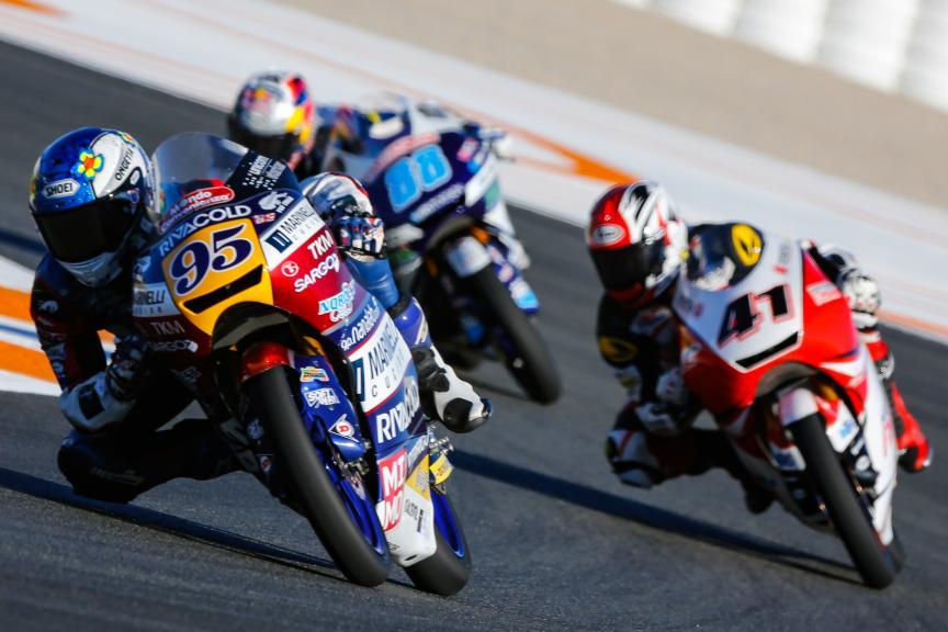 Jules Danilo, Marinelli Rivacold Snipers, Gran Premio Motul de la Comunitat Valenciana