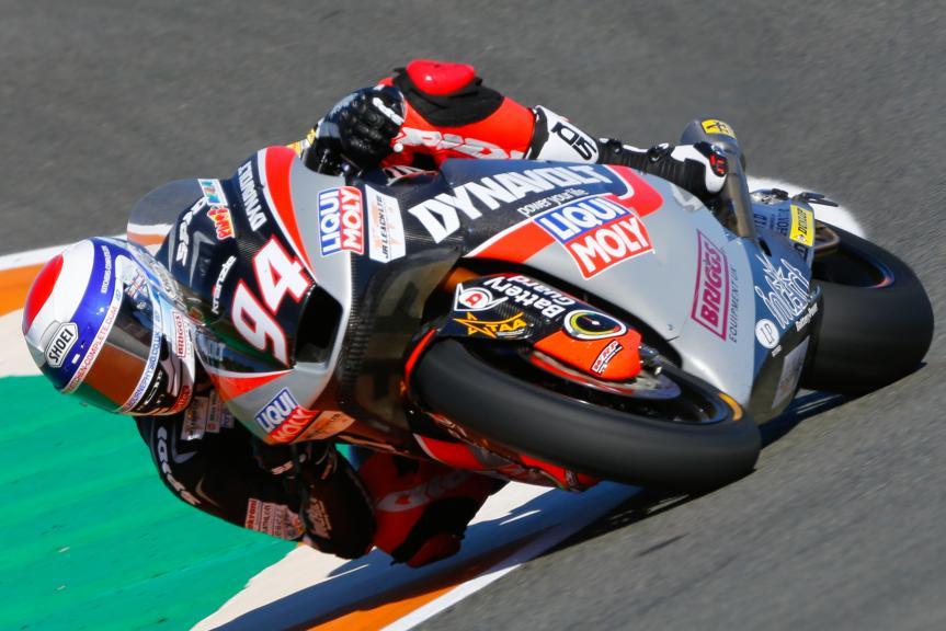 Jake Dixon, Dynavolt Intact GP, Gran Premio Motul de la Comunitat Valenciana