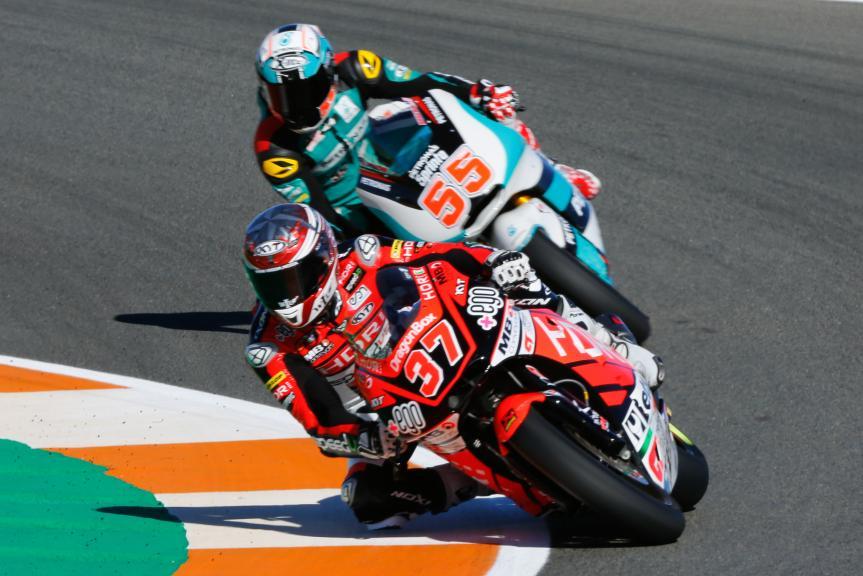 Augusto Fernandez, Speed Up Racing, Gran Premio Motul de la Comunitat Valenciana