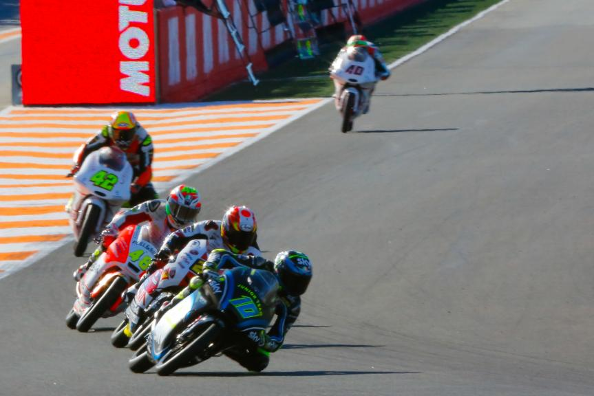Moto3, Gran Premio Motul de la Comunitat Valenciana