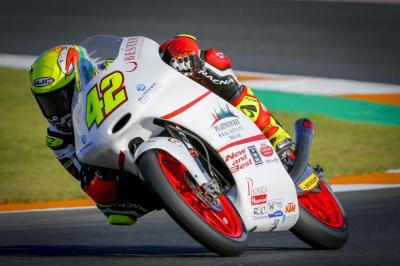 FP1 Moto3™: Ramirez vorn