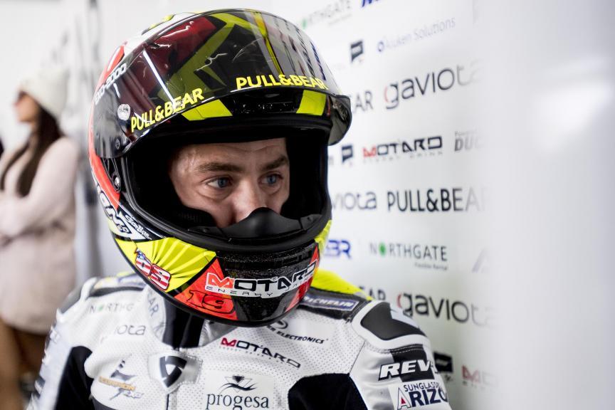 Alvaro Bautista, Pull&Bear Aspar Team, Gran Premio Motul de la Comunitat Valenciana