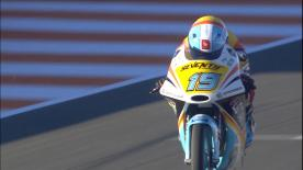 The third Free Practice session of the Moto3™ World Championship at the #ValenciaGP.