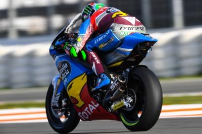 Morbidelli takes over in FP3