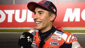 Qualifiche a Valencia: il leader della categoria segna l'ottava pole stagionale e prenota il sesto titolo iridato