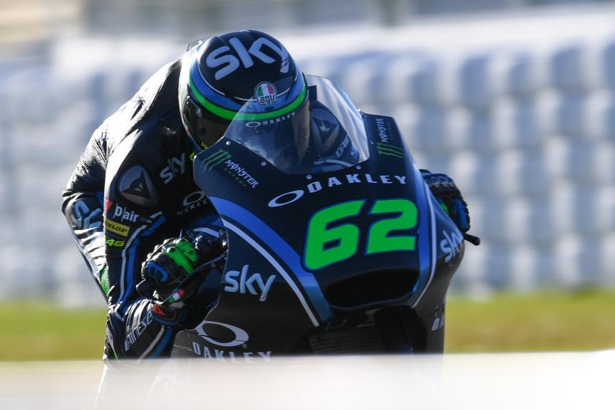Stefano Manzi, Sky Racing Team VR46, Gran Premio Motul de la Comunitat Valenciana