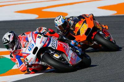 #ValenciaGP MotoGP™ qualifying in slow motion