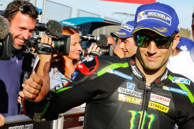 "Zarco: ""Why not think about the victory"""