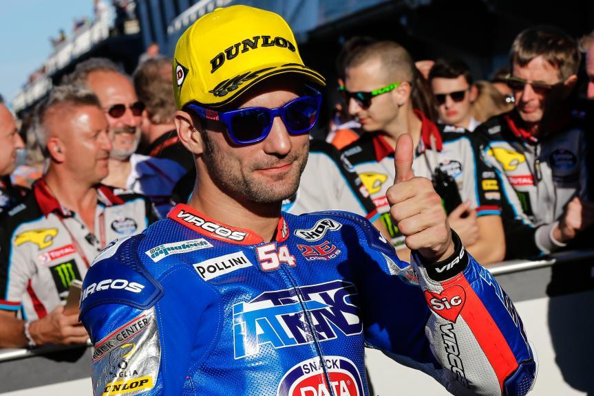 Mattia Pasini, Italtrans Racing Team, Gran Premio Motul de la Comunitat Valenciana