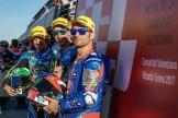 Alex Marquez, Franco Morbidelli, Mattia Pasini, Gran Premio Motul de la Comunitat Valenciana