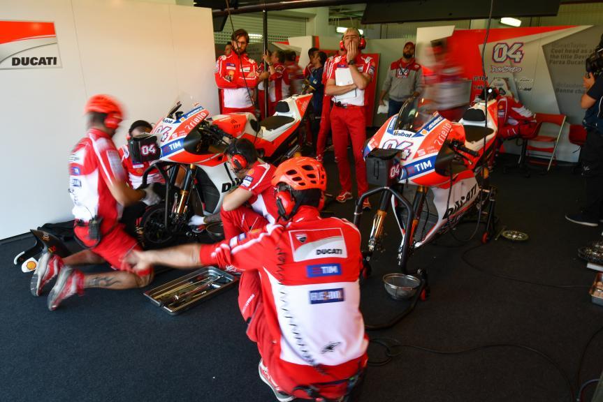 Ducati Team, Gran Premio Motul de la Comunitat Valenciana