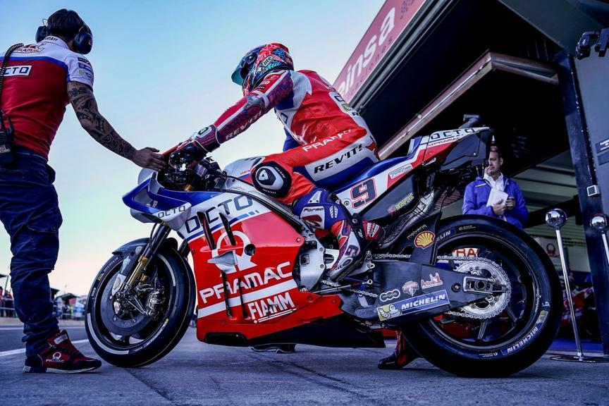 Danilo Petrucci, Octo Pramac Racing, Gran Premio Motul de la Comunitat Valenciana