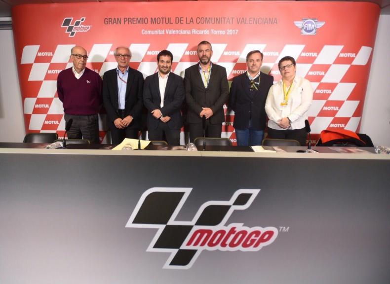 Presentación Centro Especializado de Tecnificación Deportiva del Circuit Ricardo Tormo