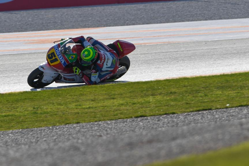 Eric Granado, Promoracing, Gran Premio Motul de la Comunitat Valenciana