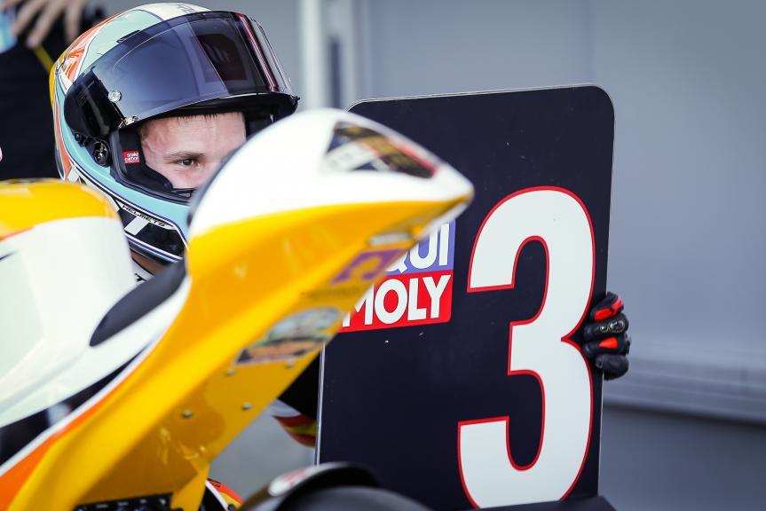 Gabriel Rodrigo, RBA BOE Racing Team, Gran Premio Motul de la Comunitat Valenciana
