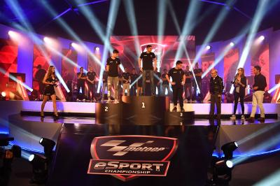 Crowning the first MotoGP™ eSport Champion