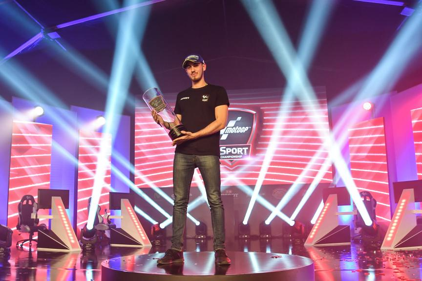 The world's first MotoGP™ eSport title