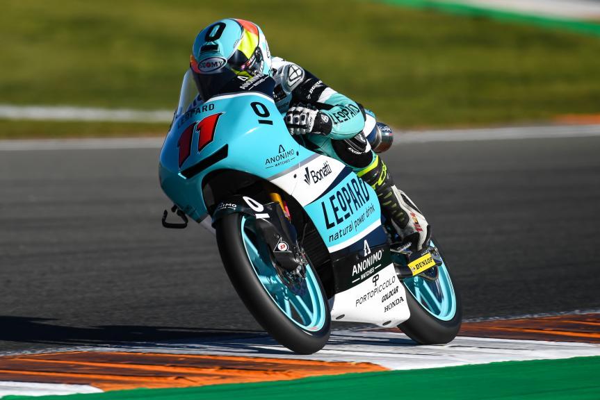 Livio Loi, Leopard Racing, Gran Premio Motul de la Comunitat Valenciana