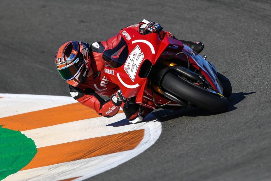 Sam Lowes, Aprilia Racing Team Gresini, Gran Premio Motul de la Comunitat Valenciana