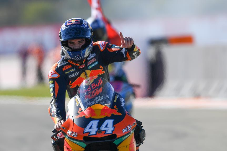 Miguel Oliveira, Red Bull KTM Ajo, Gran Premio Motul de la Comunitat Valenciana