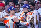 Marc Marquez, Dani Pedrosa, Repsol Honda Team, Gran Premio Motul de la Comunitat Valenciana