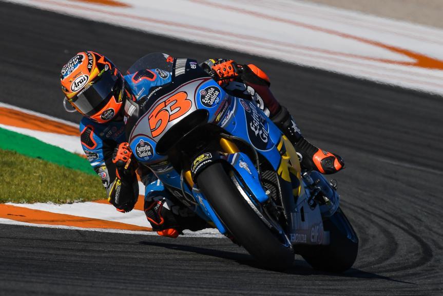 Tito Rabat, EG 0,0 Marc VDS, Gran Premio Motul de la Comunitat Valenciana