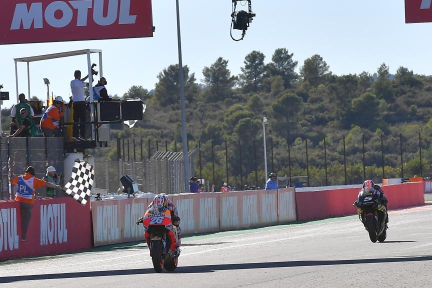 Dani Pedrosa, Repsol Honda Team, Johann Zarco, Monster Yamaha Tech 3, Motul Grand Prix of Japan