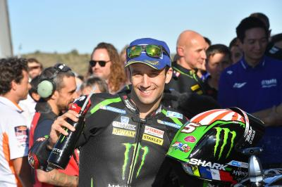 "Zarco: ""I must be happy, not disappointed"""