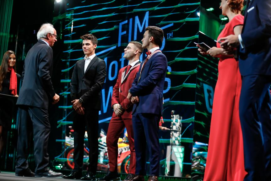 2017 FIM MotoGP Awards