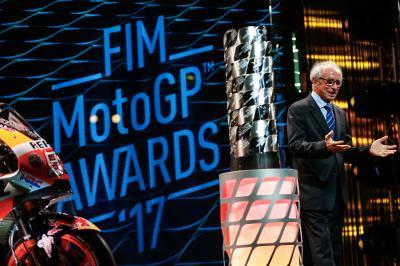 Goodbye 2017: FIM Awards Ceremony closes the MotoGP™ season