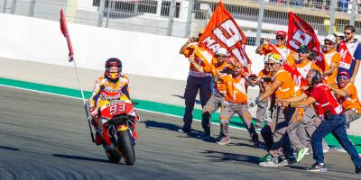#BIG6: Marquez crowned record-breaking 2017 Champion