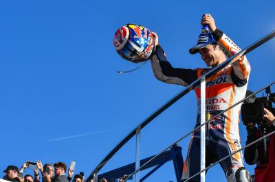 "Pedrosa: ""It's important to finish the season like this"""