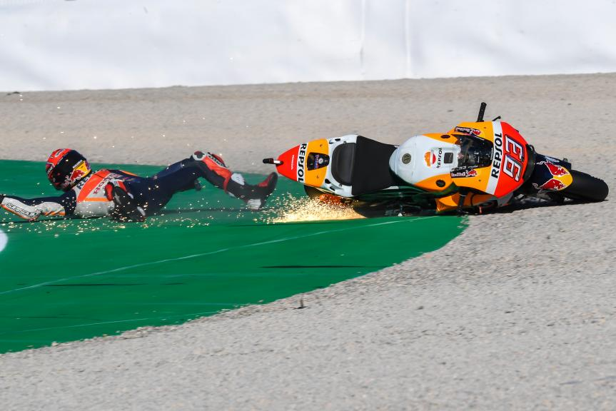 Marc Marquez, Repsol Honda Team, Gran Premio Motul de la Comunitat Valenciana @Ben Haarhuis