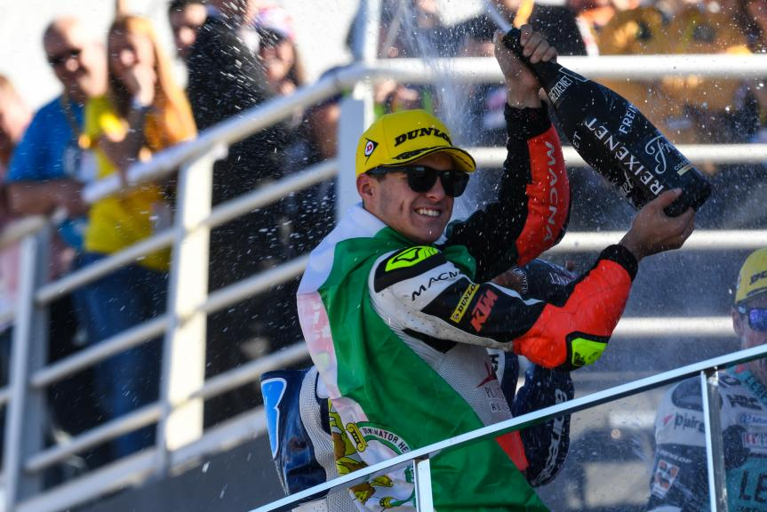 Marcos Ramirez, Platinum Bay Real Estate, Gran Premio Motul de la Comunitat Valenciana