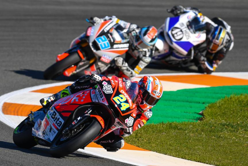 Moto2, Gran Premio Motul de la Comunitat Valenciana