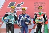 Jorge Martin, Joan Mir, Marcos Ramirez, Gran Premio Motul de la Comunitat Valenciana