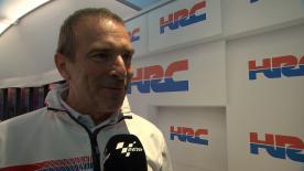 Tras 22 años en el paddock, el Team Principal del Repsol Honda Team, Livio Suppo, anunció que dejará el deporte en busca de nuevos retos