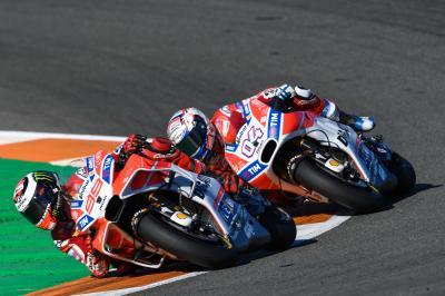 Lorenzo: « J'ai fait ce qu'il y avait de mieux pour Ducati »