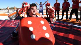 A recap of the final round of the 2018 MotoGP™ World Championship shows how Marc Marquez secured his sixth world title