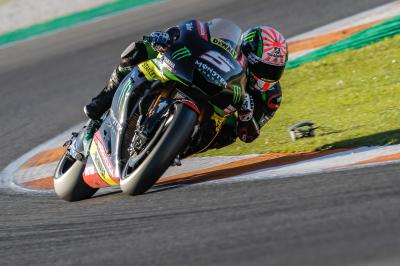 "Zarco: ""I like the 2017 M1"""