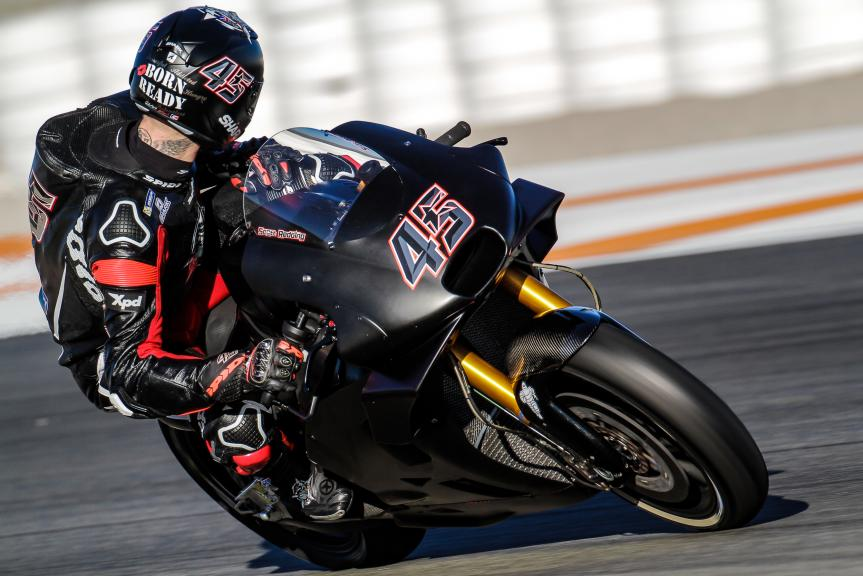 Scott Redding, Aprilia Racing Team Gresini, Valencia MotoGP™ Official Test