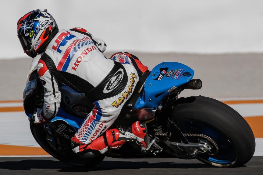 Takumi Takahashi, EG 0,0 Marc VDS, Valencia MotoGP™ Official Test