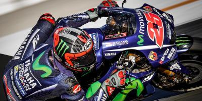 MotoGP™ Test in Valencia, Tag 1: Viñales, Zarco, Marquez