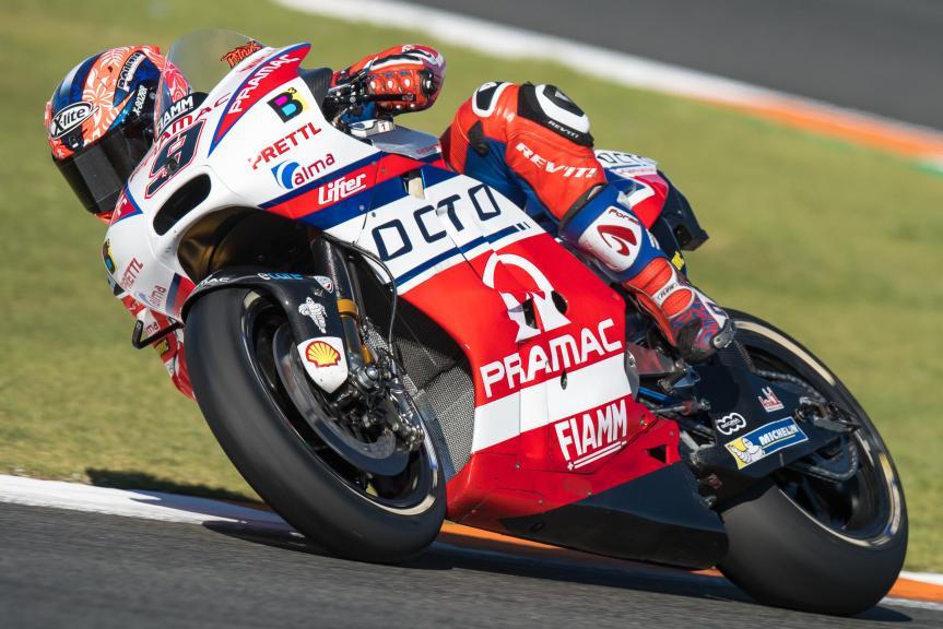 Danilo Petrucci, OCTO Pramac Racing, Valencia MotoGP™ Official Test