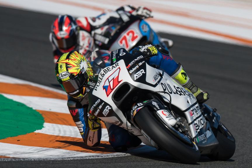 Karel Abraham, Pull&Bear Aspar Team, Valencia MotoGP™ Official Test