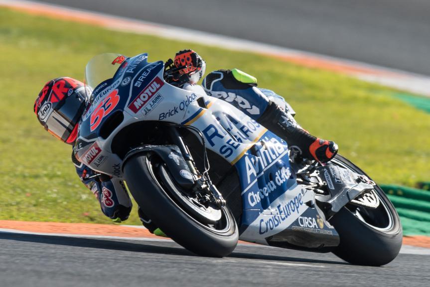 Tito Rabat, Reale Avintia Racing, Valencia MotoGP™ Official Test