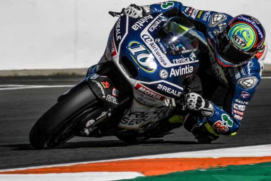 Xavier Simeon, Reale Avintia Racing, Valencia MotoGP™ Official Test
