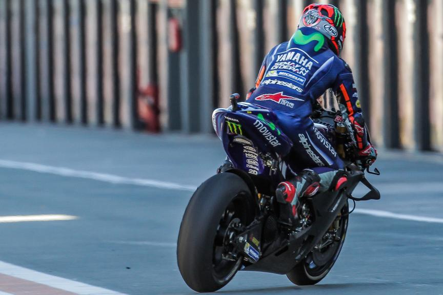 Maverick Viñales, Movistar Yamaha MotoGP, Valencia MotoGP™ Official Test
