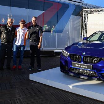 Marquez gewinnt 2017 den BMW M Award